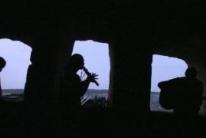 Лесная песня. Элизбар. Импровизация в акустической пещере Чуфут-Кале
