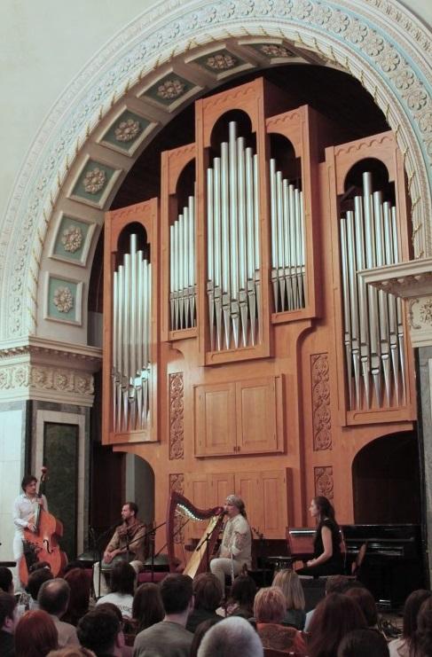 2013.05.13 Челябинск. Органный зал